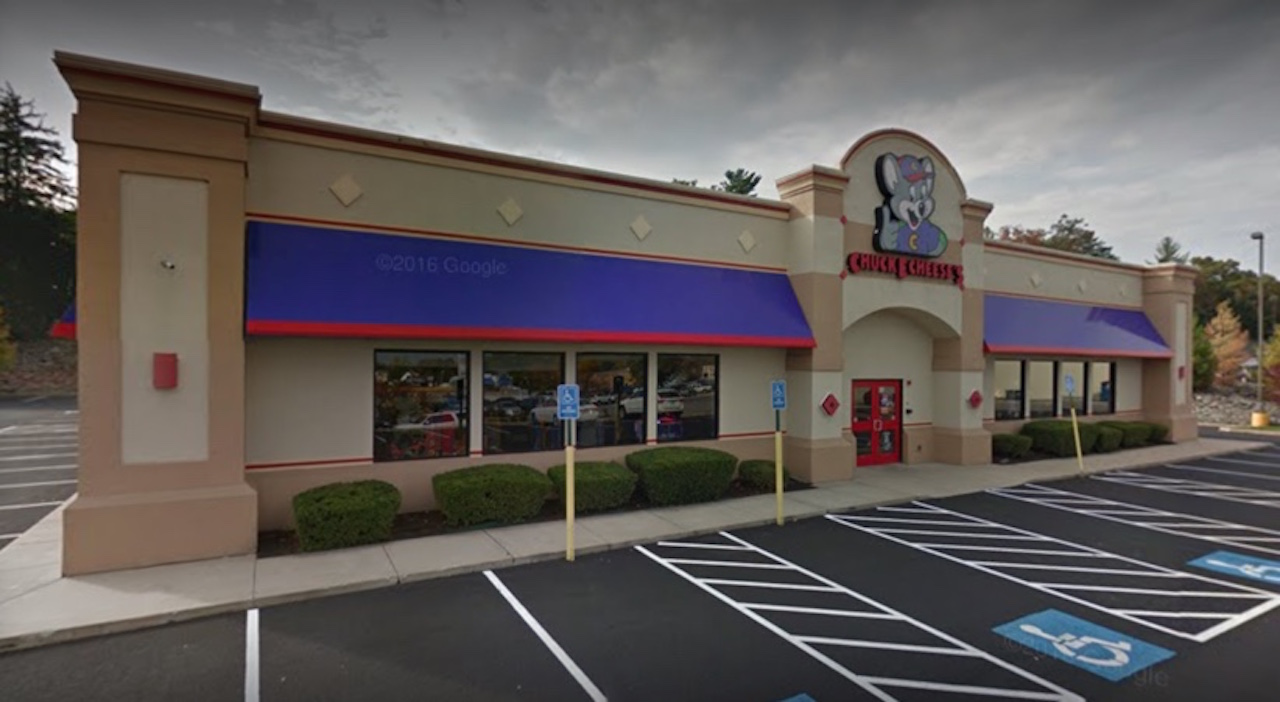 chuck e cheese hagerstown md