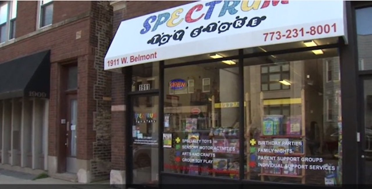 One of the First Toy Stores for Children With Autism Opens in Chicago