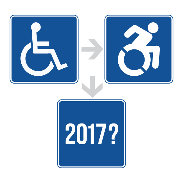 The Wheelchair Icon Discussion